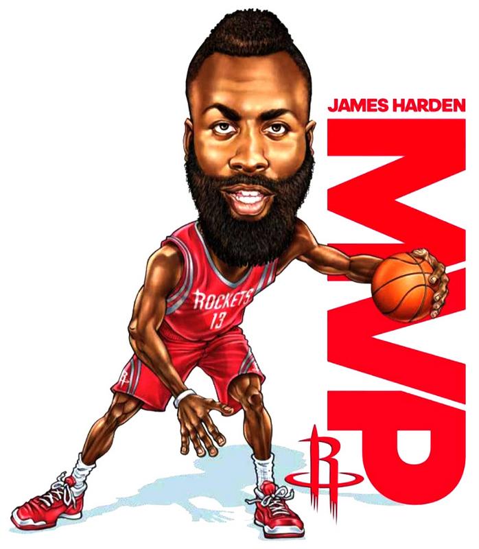 James Harden MVP 15