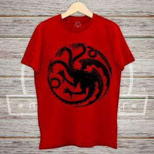 Dragons Crest Print