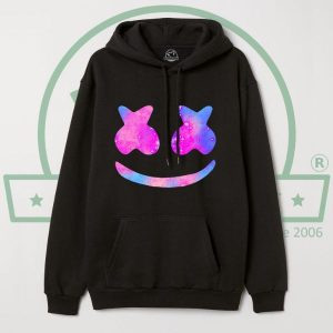 Marshmello Sweatshirt Print Fortnite