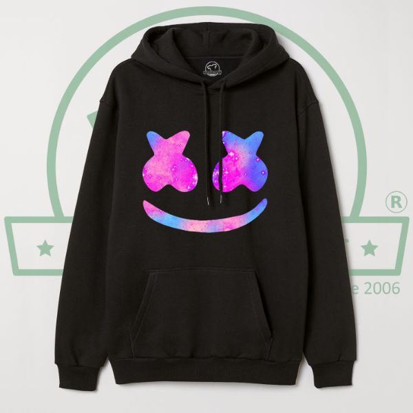 Marshmello Sweatshirt Print Fortnite