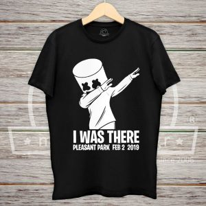 Fortnite Marshmello Tshirt Print
