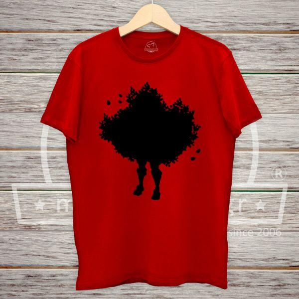 Μπλουζάκι Κόκκινο