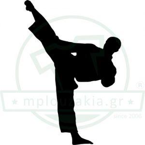 Καράτε Karate Μπλουζάκι Εκτύπωση