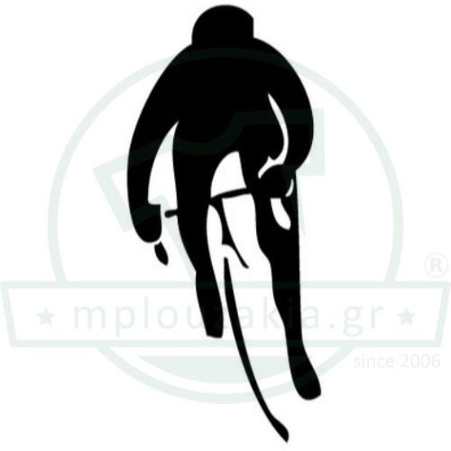 Ποδηλάτης Σιλουέτα Bike Silhouette